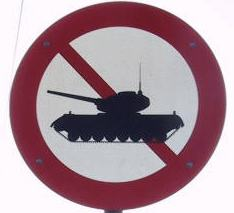 no tanks in Alleryd..